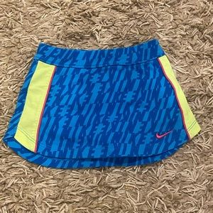 Nike skort size 18M